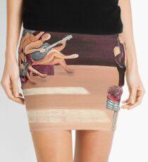 Recording Studio Mini Skirt
