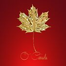 O Canada by Catherine Hamilton-Veal  ©
