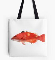 Western foxfish Tote Bag