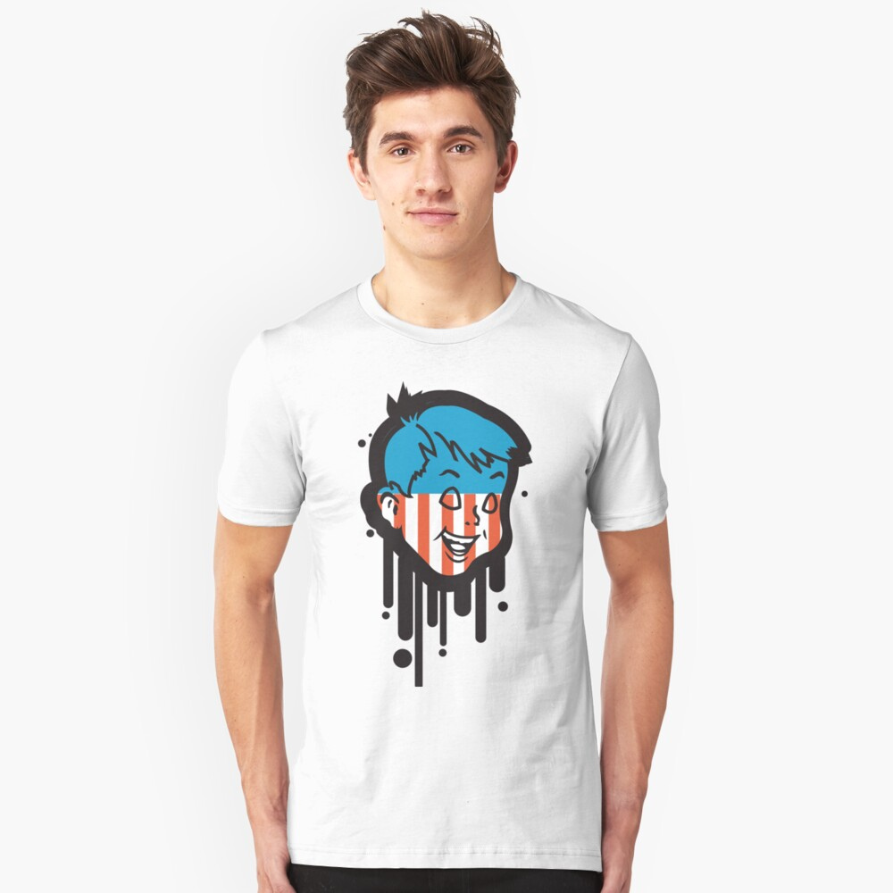 Ames Bros Unisex T-Shirt Front
