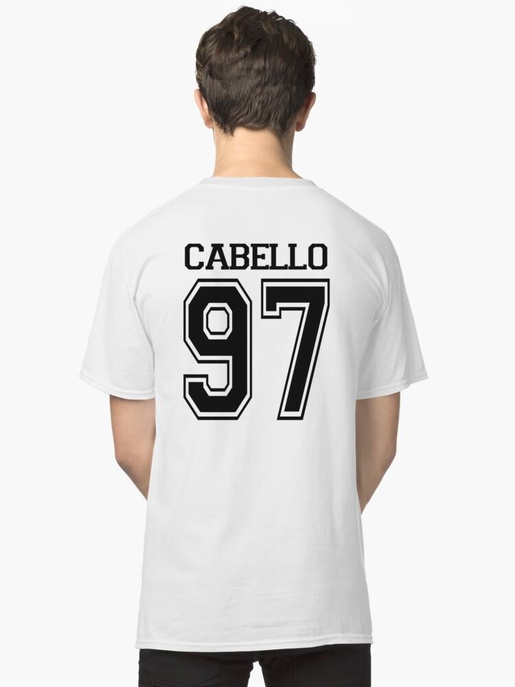 Camisetas clásicas «CAMISETA DE BÉISBOL CABELLO» de foreverbands ...