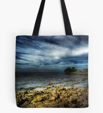 Another view of Port Charlotte beach, FL Tote Bag