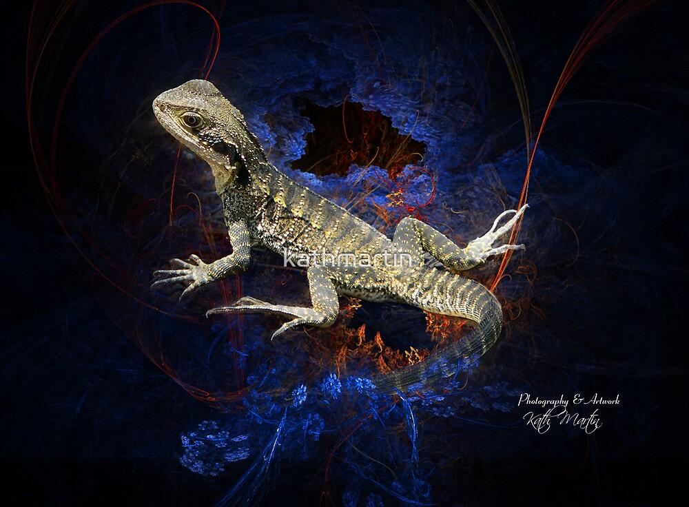 Bearded Dragon 2 by kathmartin