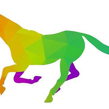 Horse by idollisimo