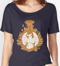 Winged Wolf Relaxed Fit T-Shirt