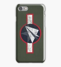 Paper Airplane 125 iPhone Case/Skin