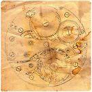 Clockwork mechanism by siloto