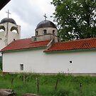 A Church in Kosovo by dougie1