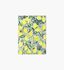 Lemons Art Board