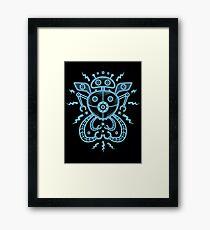 Star Catcher 2000 (Blue) Framed Print