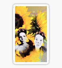 Lana Parrilla & Lena Headey  Sticker