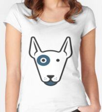 Cute Cute Dogs (2) Women's Fitted Scoop T-Shirt