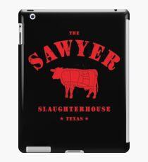 Sawyer Slaughterhouse iPad Case/Skin