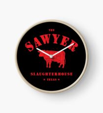 Sawyer Slaughterhouse Clock