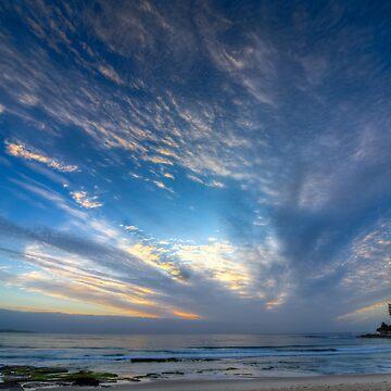 Cronulla Sky by xploit