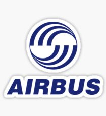 Airbus Logo Sticker