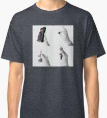 Slick nerd grain Classic T-Shirt