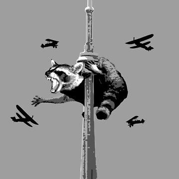 Toronto`s Official Animal by WhoIsJohnMalt