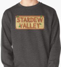 Stardew Valley - wooden logo Pullover