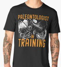 Paleontology tshirt - Paleontologist in training Men's Premium T-Shirt