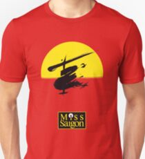 Miss Saigon Musical Art Unisex T-Shirt