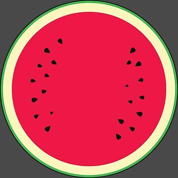 Wassermelone  by Genz
