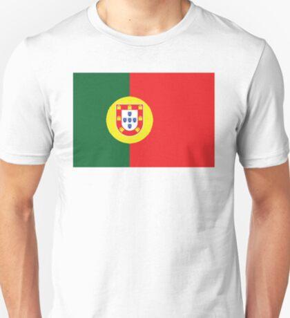 Portugal Portuguese Football National Team Flag • ID-A1 T-Shirt