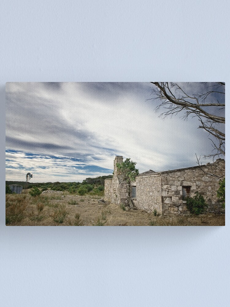 Alternate view of Ruined! Canvas Print