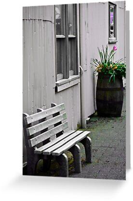 Granville Alley by Rae Tucker