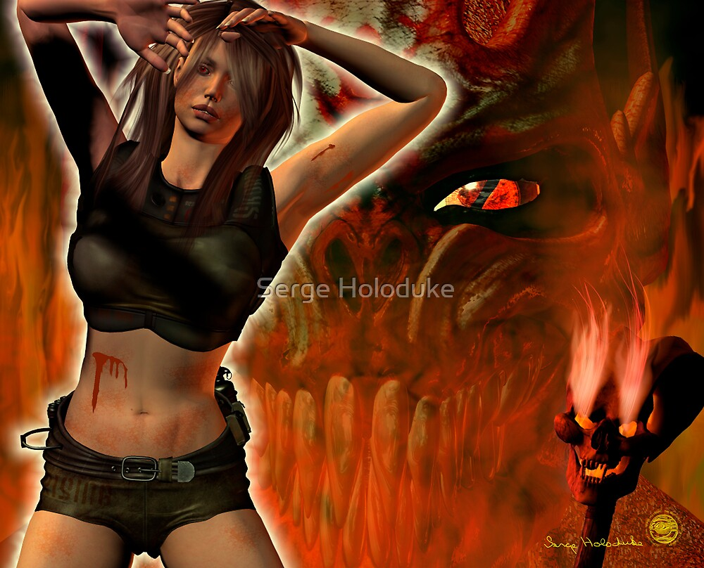 Fear by Serge Holoduke
