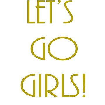 Vamos chicas - Shania Twain de BethM93