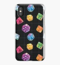 Dungeon Master Dice iPhone Case