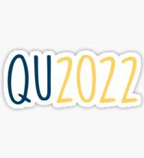 qu 2022 Sticker