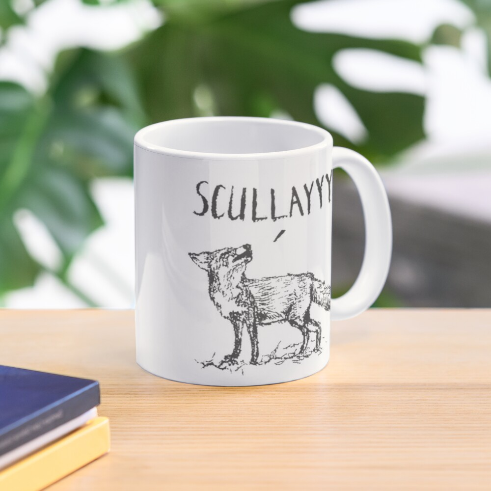What a Certain Fox Says Mug