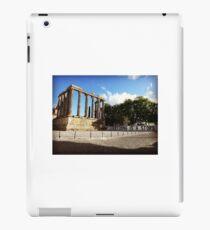Roman Diana Temple iPad Case/Skin