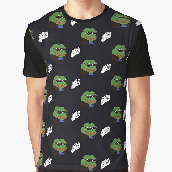 EZ Clap Graphic T-Shirt