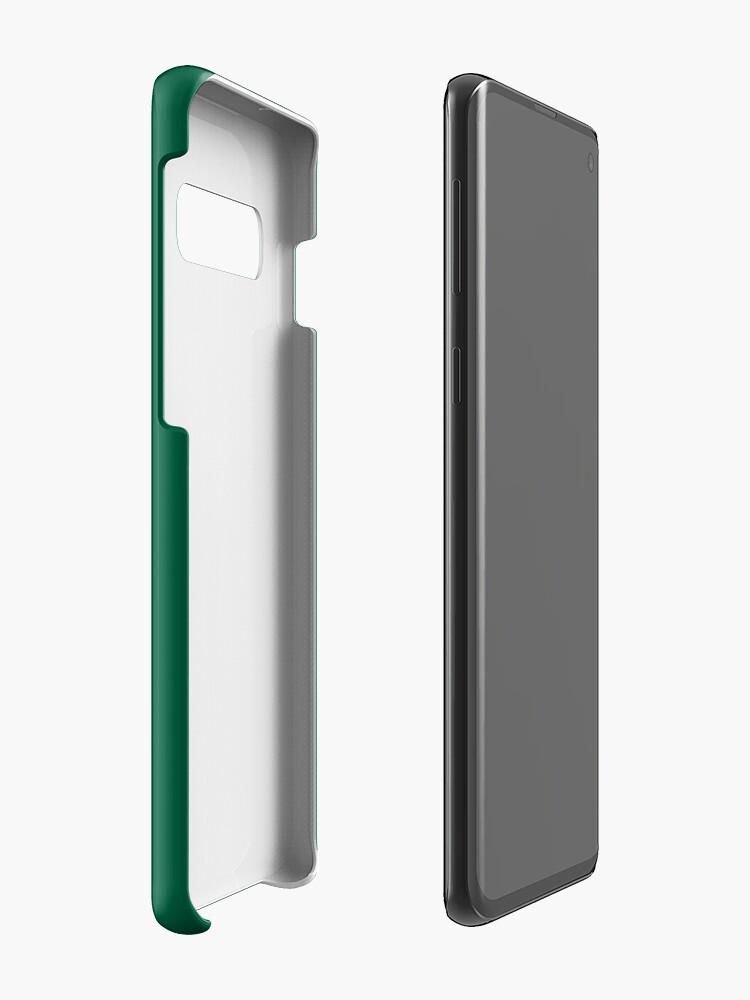 Alternative Ansicht von Irisch und voll von Shenanigans Hülle & Klebefolie für Samsung Galaxy