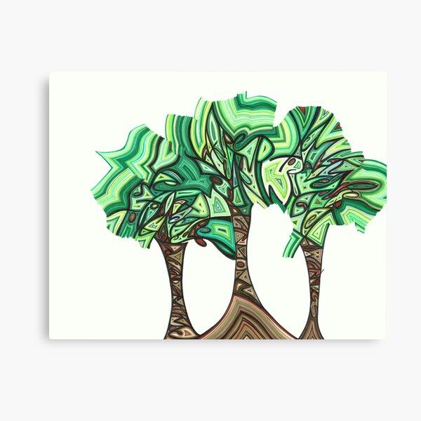 Environmental Conscience Canvas Print