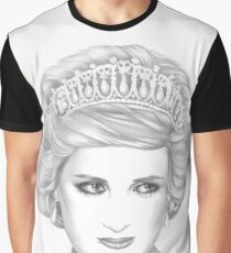 Princess Diana Graphic T-Shirt