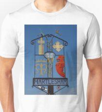 Martlesham, Suffolk Unisex T-Shirt