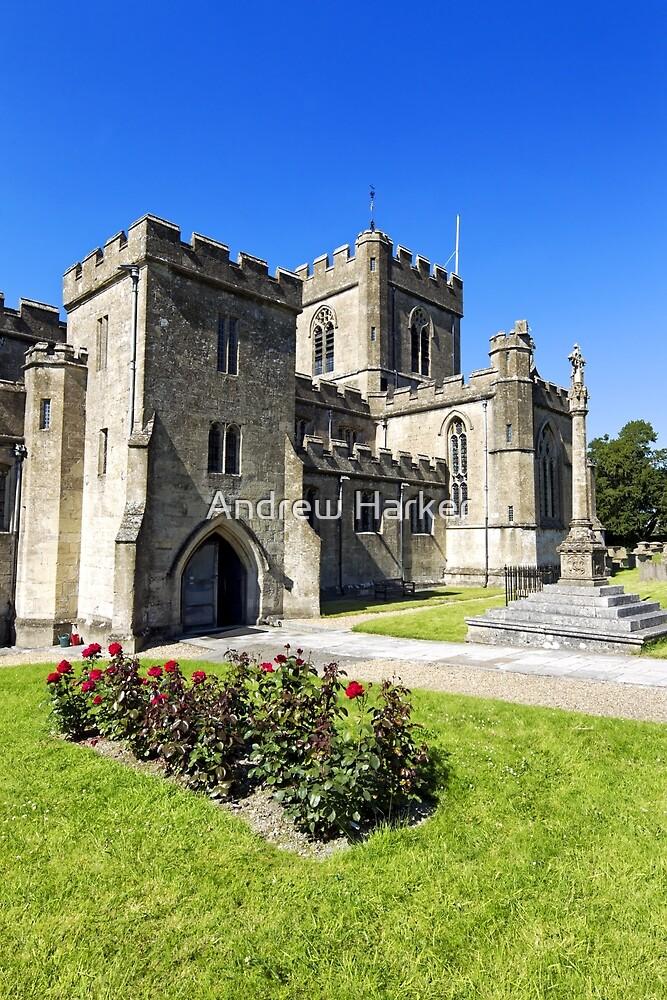 Edington Priory Church, Wiltshire, UK by Andrew Harker