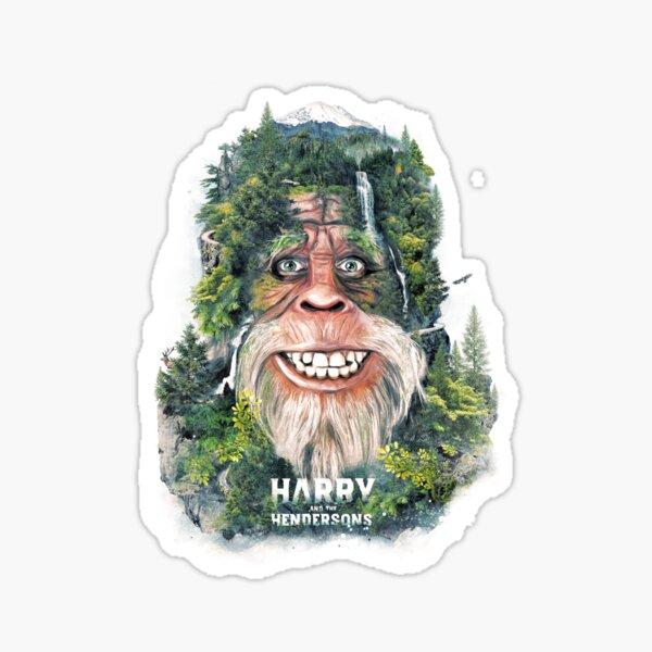 Our Friend Harry Sticker