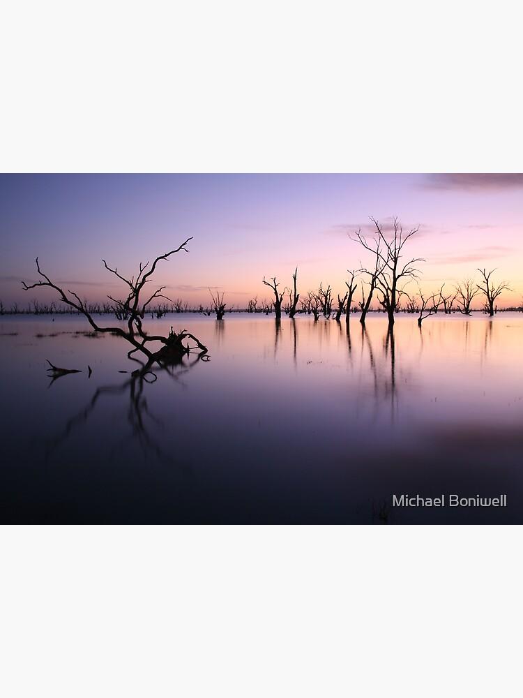 Lake Victoria Pre-Dawn, Australia by Chockstone