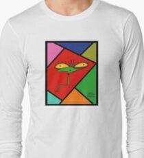 'THIN-MINH' - ABSTRACT ART Long Sleeve T-Shirt