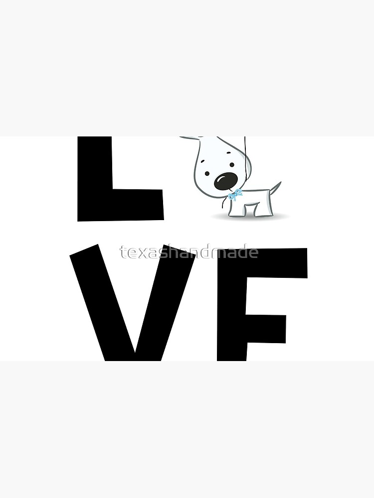 McKinney Texas Dog Lover by texashandmade