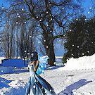 Winter Stroll by Greta  McLaughlin