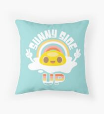 Sunny Side Up! Floor Pillow