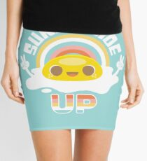 Sunny Side Up! Mini Skirt