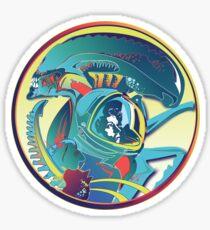 Alien Ripley Jones 2 Sticker