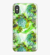 Wacky Broccoli iPhone Case